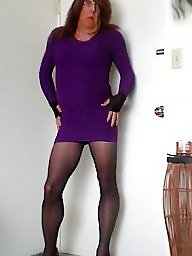 Mature dressed, Mature dress, Dress, Mature stockings, Dressed