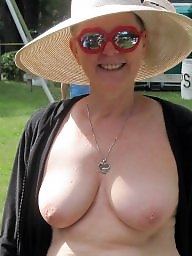 Outdoors, Mature outdoor, Outdoor, Mature outdoors, Naked