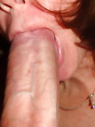 Suck, Mature blowjob, Sucking