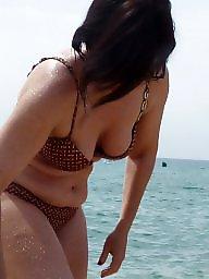 Beach voyeur, Beach