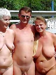 grannies nudists Mature amateur