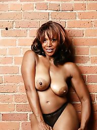 Mature ebony