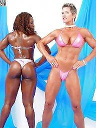Mistress t, Muscle, Femdom