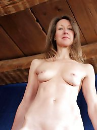 Standing, Mature naked, Naked