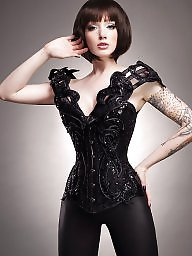 Latex, Corsets, Corset, Leather
