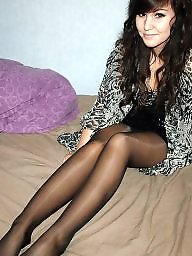 Nylons, Nylon, Teen nylon, Teen stockings, Nylon teen, Teen nylons