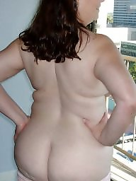 Window, Chubby, Chubby wife, Exposed, Bbw public, Public bbw