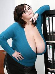 Bbw boobs, Bbw, Big tits, Office, Big tit, Bbw big tits