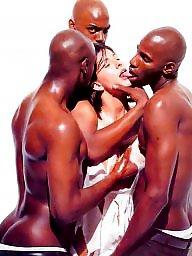 The bang, White girl interracial, Interracial white girl a, Interracial bang, Girls white, Girl gang