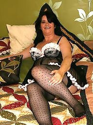 Bbw stockings, Bbw stocking, Mature stockings