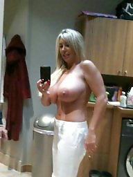 Big boobs amateur, Amateur milf, Self, Milf self