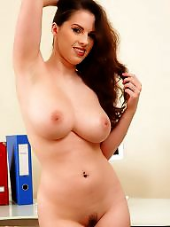 X naughty, Titted brunette, Secretaries, Secretarys, Secretary big tits, Secretary big