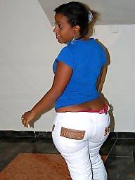 Latin, Bbw ass, Thick