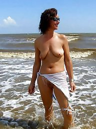 Beach mature, Mature public, Beach, Public nudity, Public mature