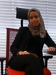 Hijab, Arabic, Arab hijab, Amateur facial