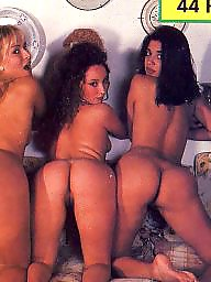 Vintage,group, Shoot, Group babes, Babes group, Shoots, Hairy groups