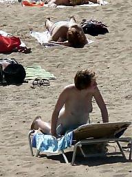 Teen beach, Beach voyeur, Beach