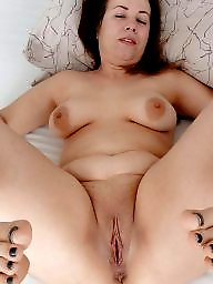 Chubby, Mature, Spreading, Spread, Fat, Mature bbw