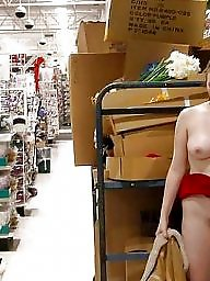 Public mature, Mature public, Store, Mature flash, Mature flashing