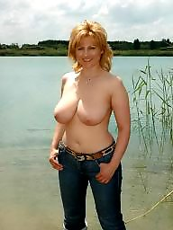 Mature big tits, Fat mature