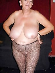 Mature big tits, Big mature
