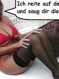 Milf captions, German, German milf, Caption, German caption, German captions