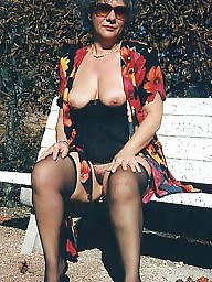 Amateur mature, Public nudity, Public, Mature amateur