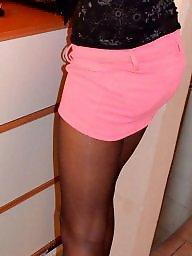 Upskirt stockings, Nylon, Nylons