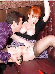Redheads red, Redheaded mature, Redhead lady, Redhead femdom, Red mature, Strict matures
