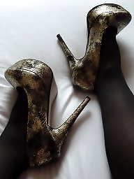 Milf heels, Mature heels, Heels, Shoes