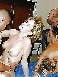 Swingers, Group, Sex, Orgy, Wedding, Swinger