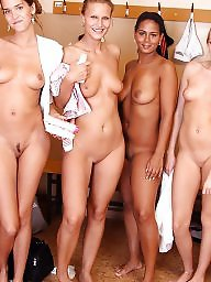 Nude group, Nude amateur, Group sex