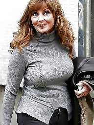Super milfs, Super milf, Milfs celebrities, Carole, Carol vorderman, Carol s
