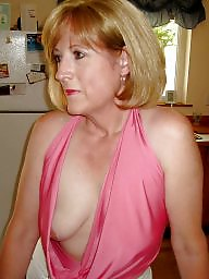 Beautiful mature, Mature blonde