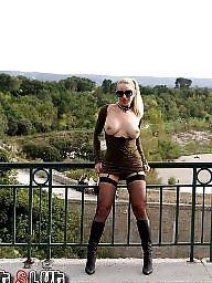 Public blonde, Public amateur flash, J-place, Flashing in public, Flash places, Flash in public places
