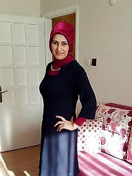 Hijab, Turkish, Arab, Turbanli, Turban