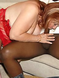 Mature interracial, Mature facial, Old granny, Granny, Black granny, Black cock
