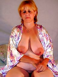Mature tits, Mature big tits, Saggy