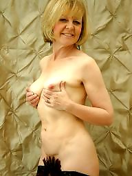 British, British mature, Gilf, Huge