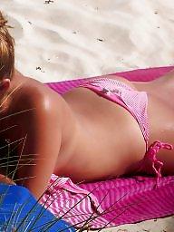 Teen bikini, Topless, Beach teen, Beach voyeur, Teen beach, Topless beach