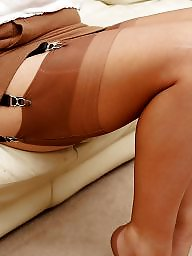 Tanning, Tanned stockings, Tanned milf, Tanlies, Tan stocking, Tan amateur