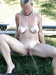 German milf, German, German mature, Blonde mature, Rose