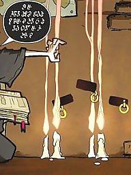 Comic, Comics cartoon, Cartoon comics, Young cartoon, Old young, Young cartoons