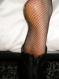 Amateur stockings, Feet, Stocking feet, Fishnet, Amateur feet, Stockings