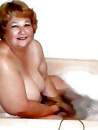Bbw mature, Bathing