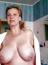 Granny boobs