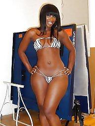 Ebony amateur, Nude amateur