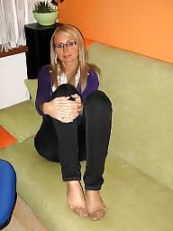 Milf feet, Stocking feet, Stockings feet, Feet