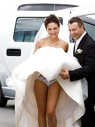 Upskirt wedding pictures