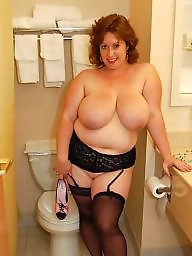 Bbw milf stockings